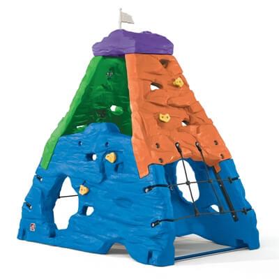 הר טיפוס פעילות צבעוני