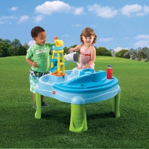 שולחן חול ומים סקופי