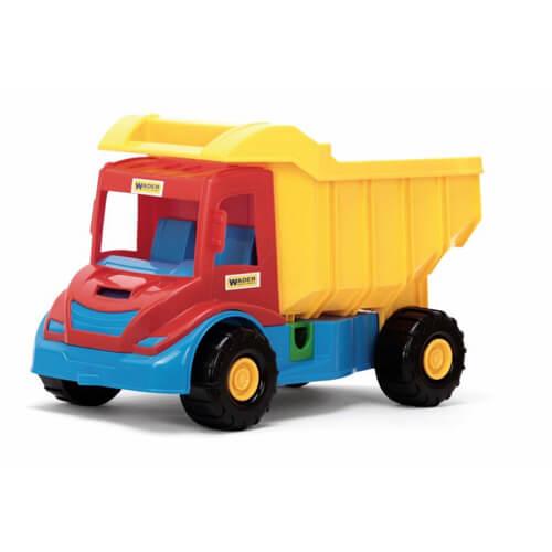 משאית בינונית